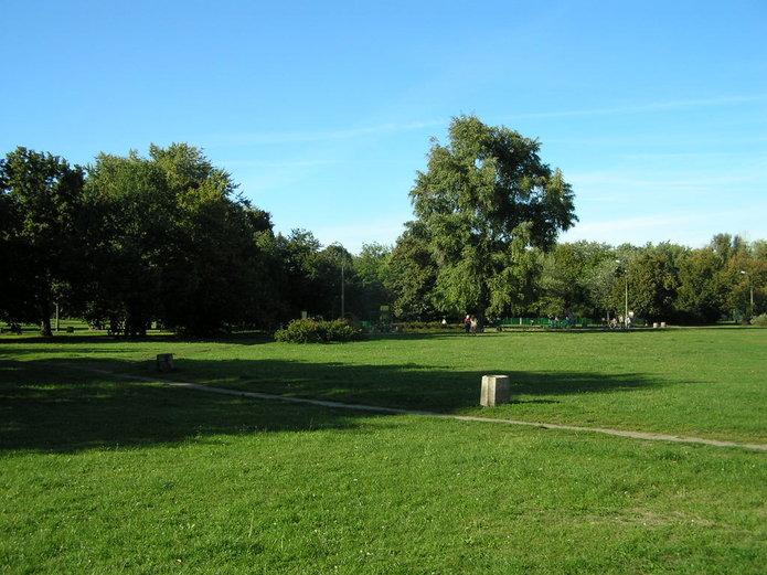 Park Polińskiego na Grochowie