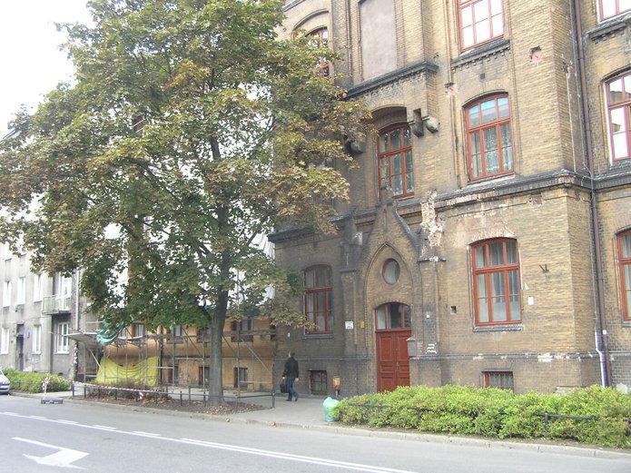 Wileńska 69 - remont elewacji