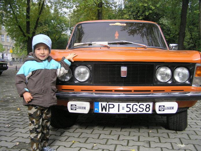 Praski Rajd Pojazdów Zabytkowych w2013 roku