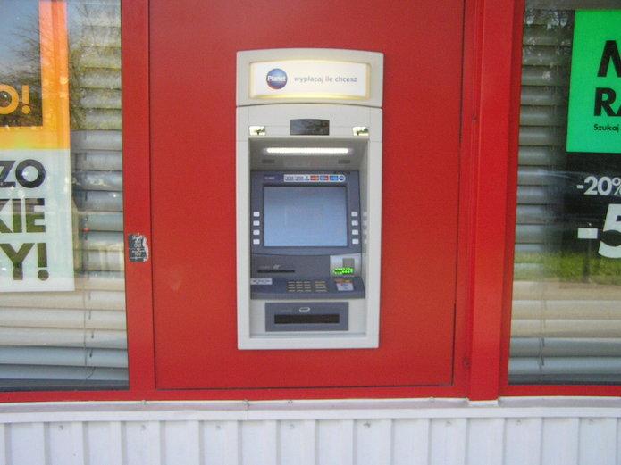 Bankomant Planet Cash - IT CARD wWarszawie
