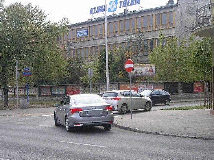 Ulica Tarnowiecka - zmiana organizacji ruchu