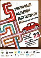 V Praski Rajd Pojazdów Zabytkowych 2014