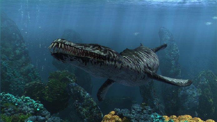 Oceanarium Prehistoryczne 3D