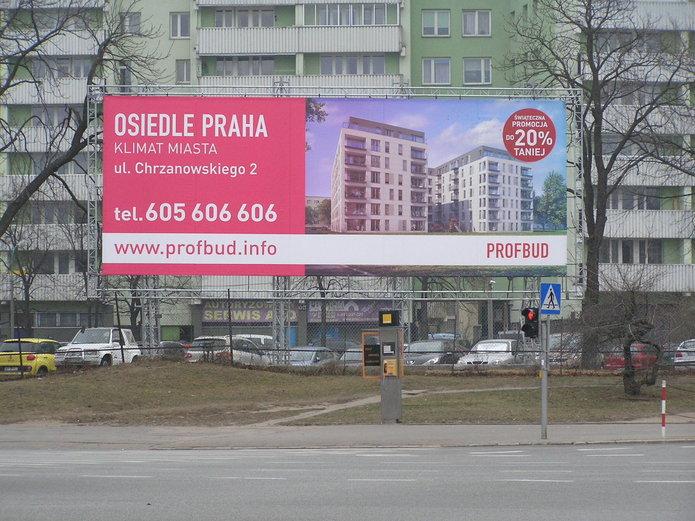 Osiedle Praha - promocja mieszkań