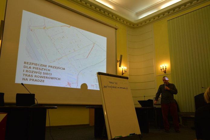 Budżet partycypacyjny - spotkanie, fot. Urząd Dzielnicy Praga Północ