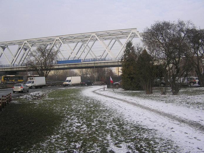 Budowa chodnika na Radzymińskiej okrok bliżej