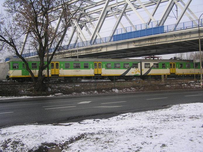 PLK planują budowe przystanku Warszawa Stalowa