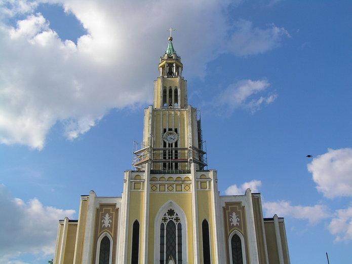 Kościół na placu Szembeka