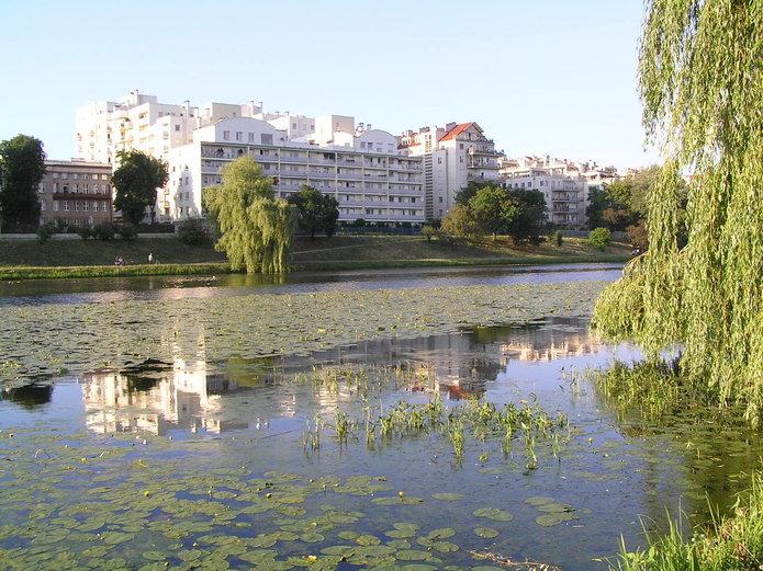 Jezioro Kamionkowskie