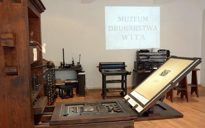 Muzeum Drukarstwa, fot. muzeumdrukarstwa.muzeumwarszawy.pl