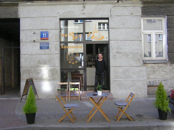 Kawiarnia 3P na Tarchomińskiej