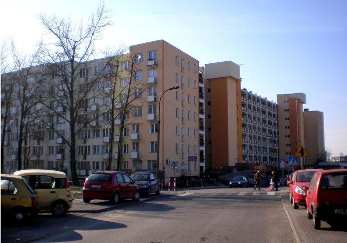 Osiedle na Przyczółku Grochowskim, fot. Mikołaj Węgier