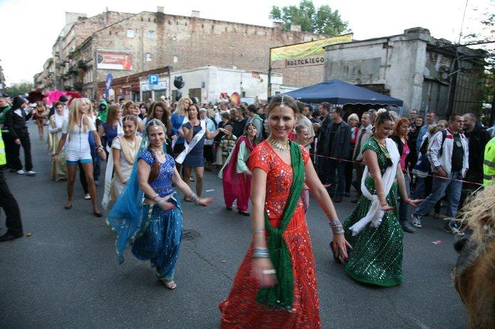 Święto ulicy Ząbkowskiej, fot. Urząd Dzielnicy Praga Północ