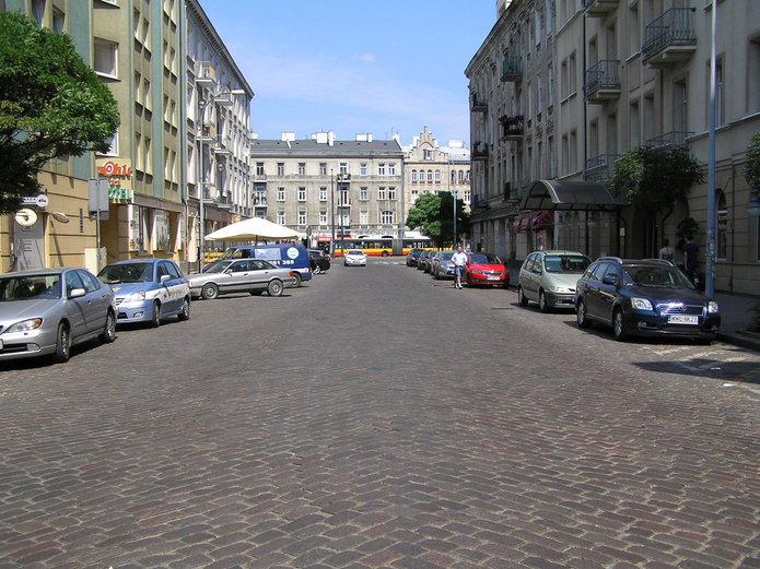 Ulica Kłopotowskiego przejdzie remont