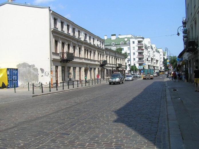 Ulica Ząbkowska