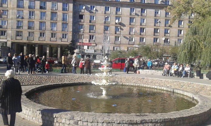 Plac Hallera, fot. Urząd Dzielnicy Praga Północ