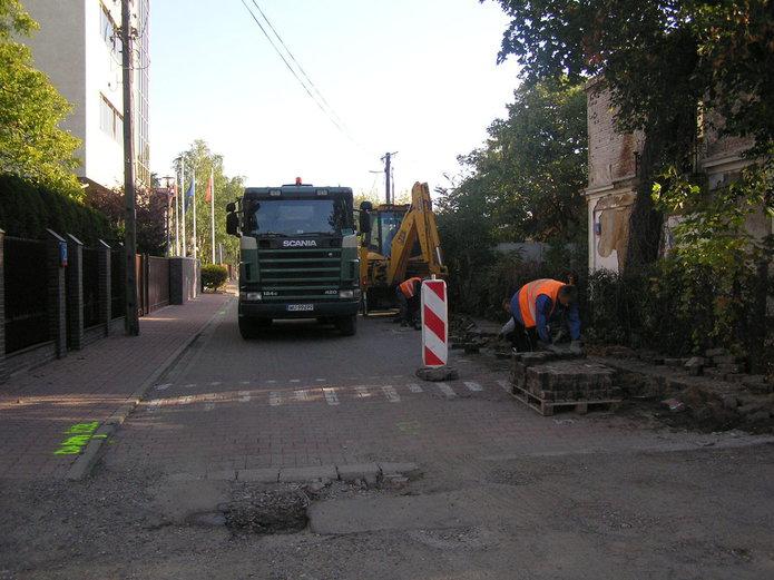 Remont ulicy Murmańskiej