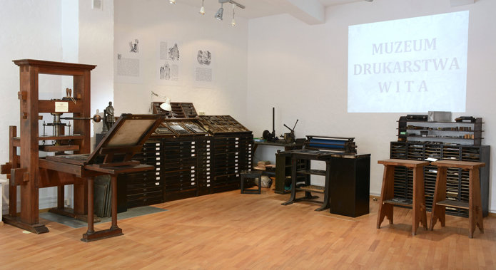 Muzeum Drukarstwa na Pradze