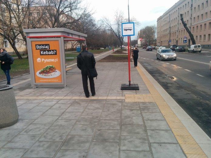 Nowy chodnik, fot. ZDM
