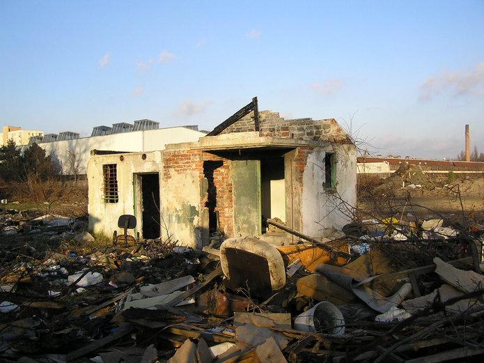 Działki przy Kijowskiej