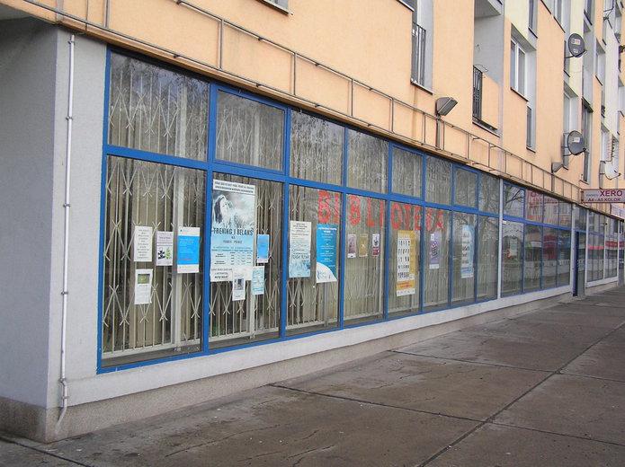 Punkt biblioteczny przy Kijowskiej 11 zostanie przeniesiony