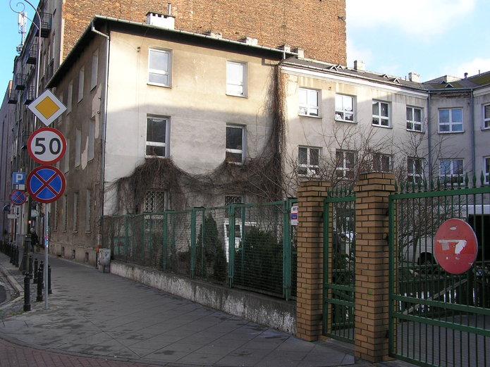 Budowa oddziału przedszkolnego na Kawęczyńskiej 2