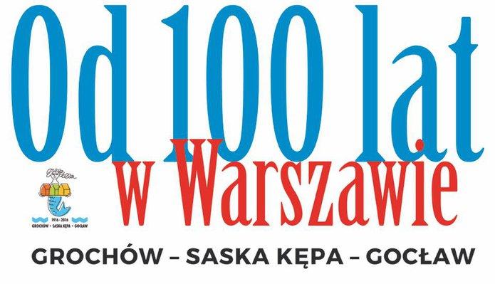 100 lecie Grochowa wParku Skaryszewskim