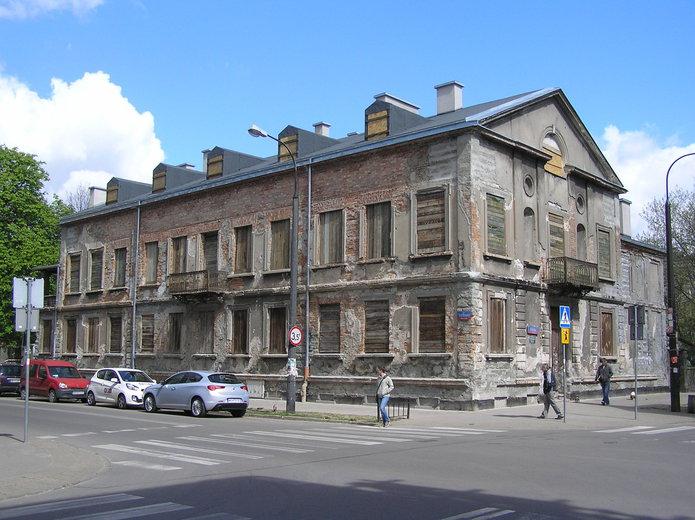 Pałacyk Komopackiego na Nowej Pradze