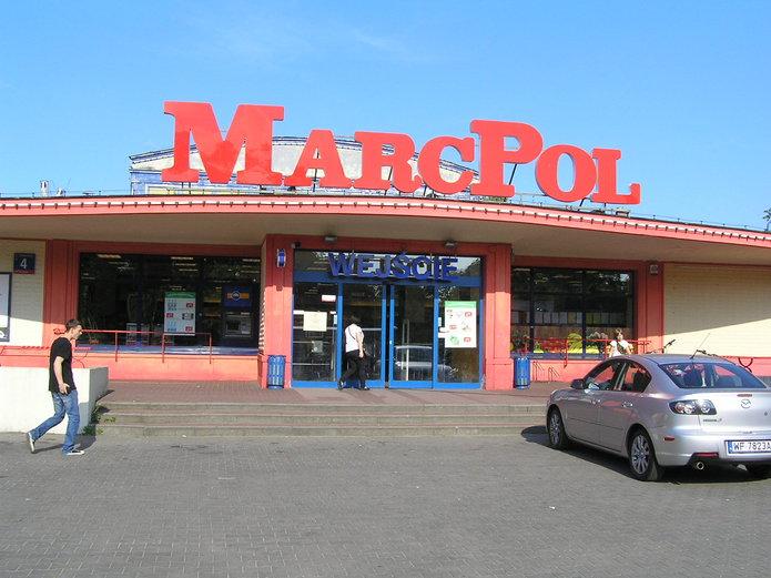 Marcpol wdawnym kinie 1 Maj