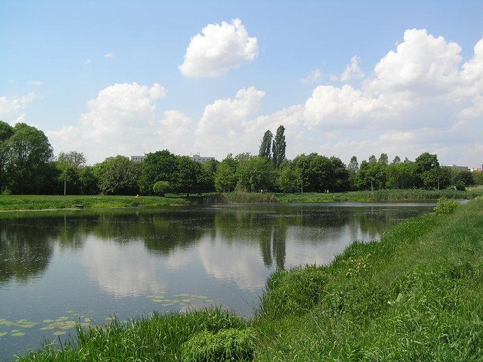 Jeziorko Gocławskie dalej prywatne