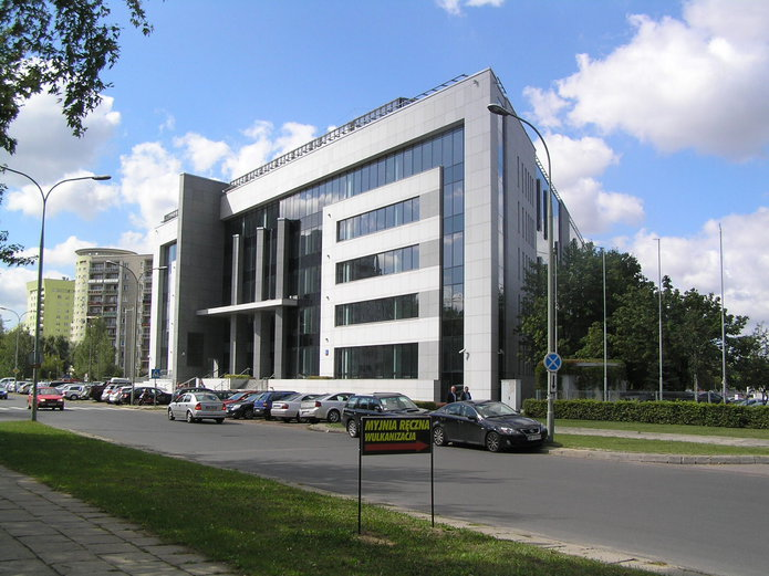Modernizacja budynku sądu przy Poligonowej