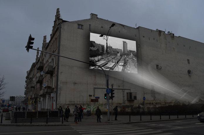 Letnie kino na Ząbkowskiej