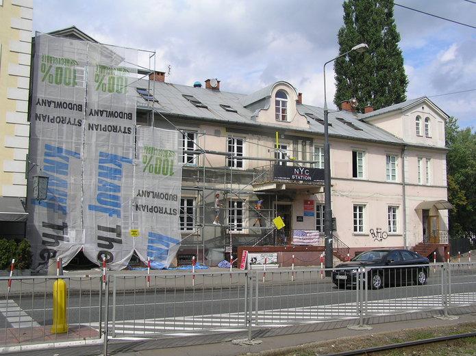 Remont Grochowskiej 342