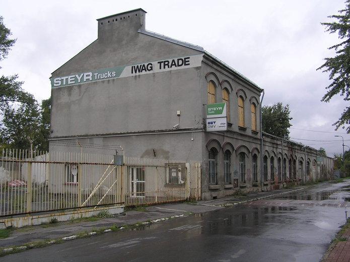 Zabytkowy budynek przy Lubelskiej 16