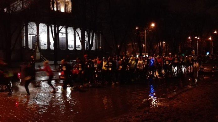 Nocy Bieg Prask, fot. PSM Michałów