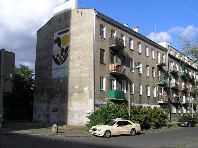 Dom Sąsiedzki na Łochowskiej 31