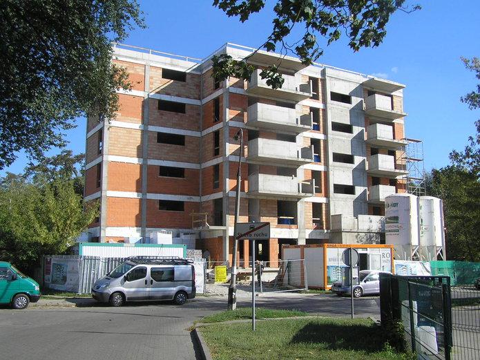 Apartementy Szembeka przy Mlądzkiej