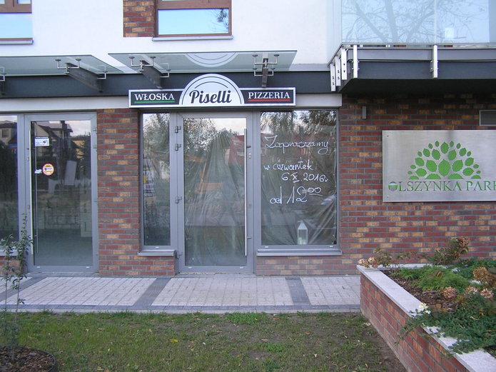 Pizzeria przy Olszynki Grochowskiej 21