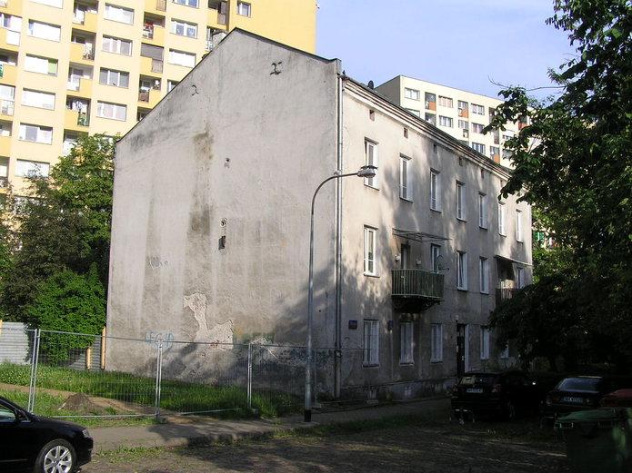 Olszowa 12 na Pradze zabytkiem