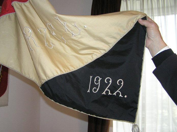 Sztandar dla Klubu KS Orzeł