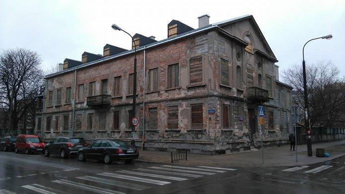 Pałacyk Konopackiego po remoncie, fot. M. Krasucki