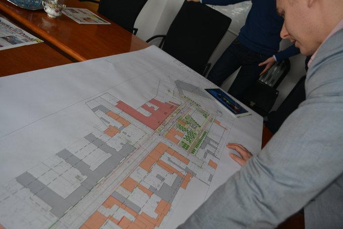 Plany Stacji Szwedzka, fot. Urząd Dzielnicy Praga Północ