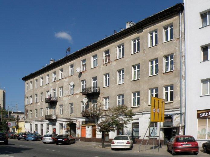 Targowa 14, fot. Alina Zienowicz