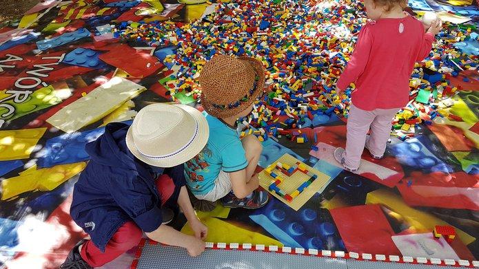 Legolandia na Pradze