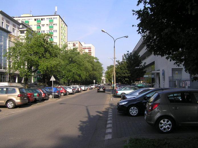 Ulica Kobielska zostanie przebudowana