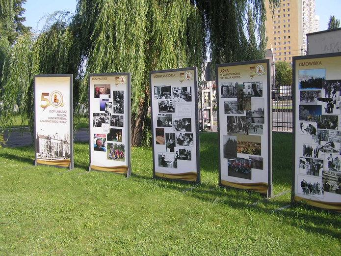 50-lecia DA Arka wWarszawie