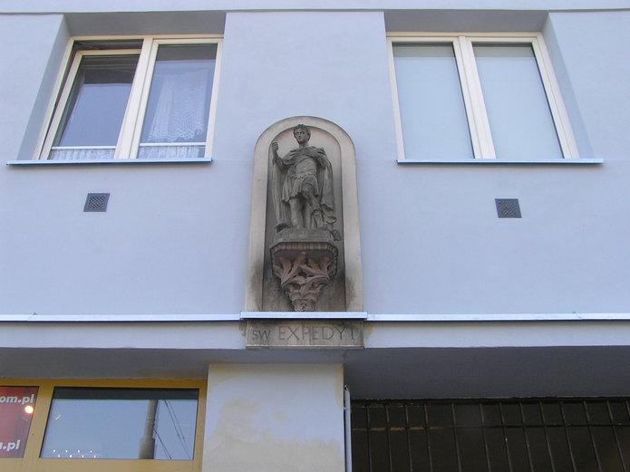 Kamienica pod świętym Ekspedytem