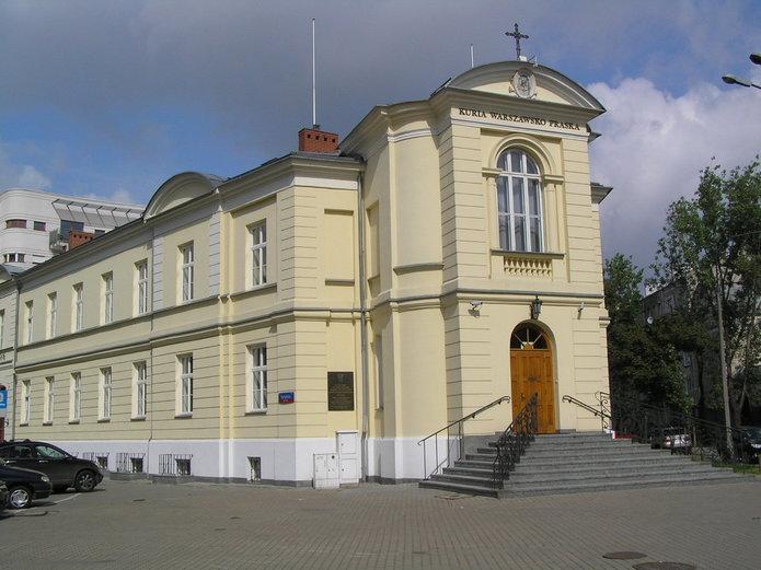 Nowy biskup na Pradze