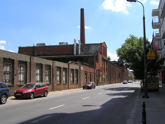Wykład. Historia fabryki kosmetyków