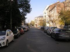 Ulica Konopacka wWarszawie